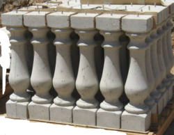 Solid Concrete Products, For Stare & Balcony