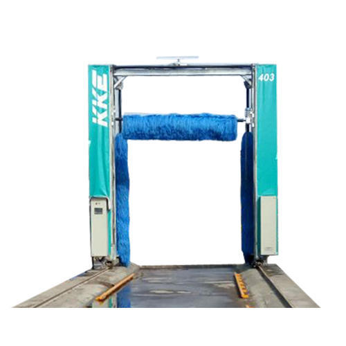 KKE 403 Automatic Bus Wash System