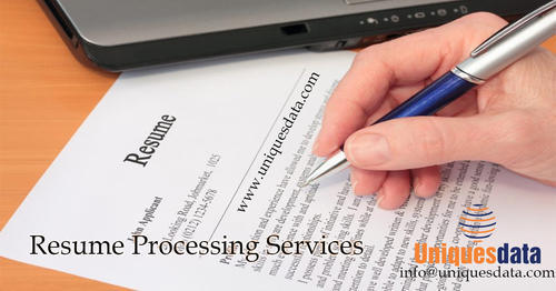 resume processing services in sg highway ahmedabad id 15196839348