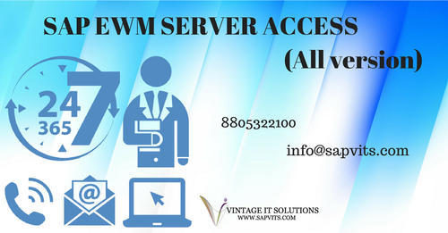 SAP EWM Server Access (All Versions) in Wakad, Pune, Vintage