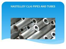 Hastelloy C276 Pipe