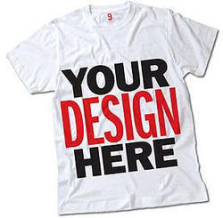 Screen Printing on Glass, T-Shirts, Shoe Sole
