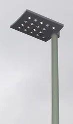 Solar Street Lightning System