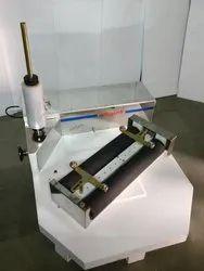 Mild Steel Reel Stretch Wrapper, Automation Grade: Semi-Automatic