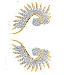 Fashion Jeweller Horse Design, Fancy Party Wear Earrings