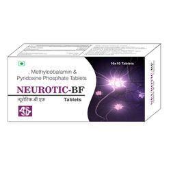 Methylcobalamin and Pyridoxine Phosphate Tablet