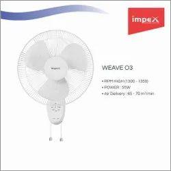 Wall Fan (WEAVE O3)