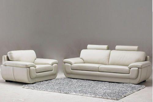 Pure Leather Sofa Lthso 004