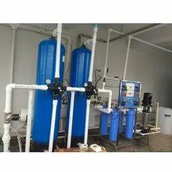 4000- 10000 LPH Industrial RO Plant