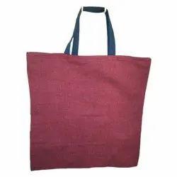 Plain Loop Handle Cotton Bag
