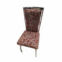 Powder Coated Stainless Steel Dining Chair CH-09, For Home