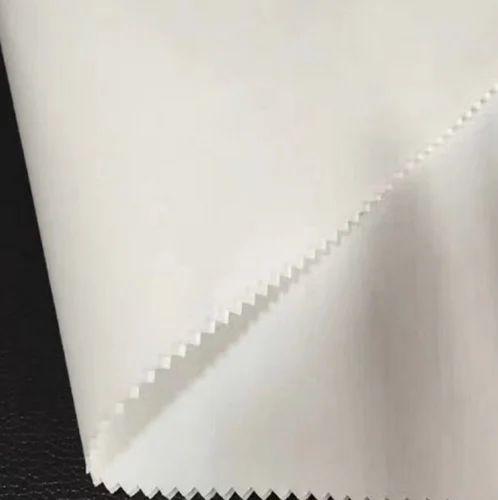 White Organic Cotton Poplin Fabric, Oasis International | ID