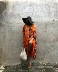 Tie Dye Ladies Kimono