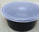 Disposable Plastic Food Container For Parcel/ Takeaways