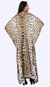 3D Digital Printed Travelling Beach Wear Womens Kaftan Kurta