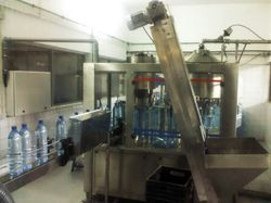 Mineral Water Bottling Machine And Plants