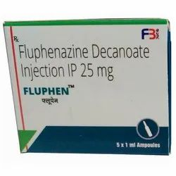 Fluphenazine Decanoate Injection IP 25 Mg