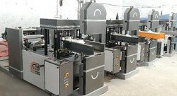 Four Fold Napkin Paper Making Machine