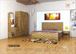 Crystal Furnitech Wooden Bedroom Furniture