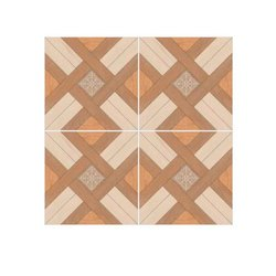 Ceramic Wood Design Wall Tile, Thickness: 9 Mm, Packaging Type: Box
