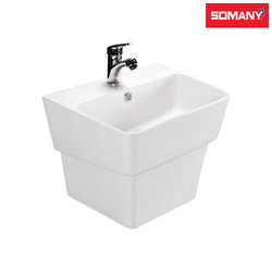 Somany Ceramic Wash Basin - French Collection
