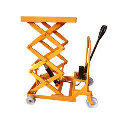 Industrial Station Scissor Lift