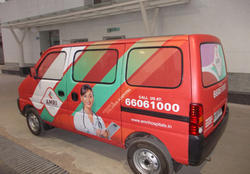 Vehicle Graphics Service