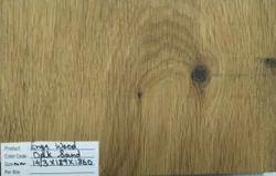 Oak Sand Floor