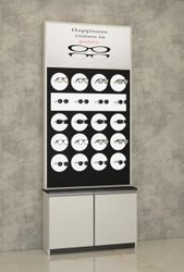 Wall Display Unit For Eyeglass