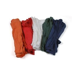 Multicolor Cotton Banian clip waste, For Cleaning Purpose, Packaging Size: Pp Bag