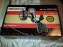 Underground Gold Metal Detector Original USA