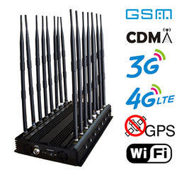 Mobile Network Jammer 2G 3G 4G Wifi Voice and Data