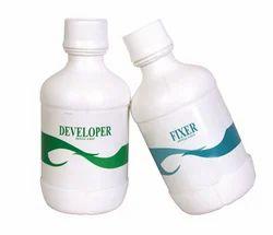 X Ray Developer and Fixer