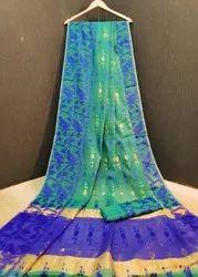 Beautiful Jamdani saree
