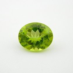 Natural Peridot Green Gemstone