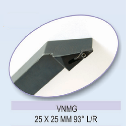 93 Deg C 25x25 mm VNMG Cutting Tool Holder