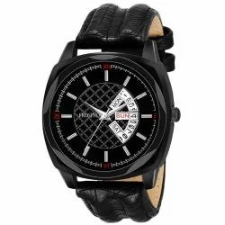 Frosino FRAC061816 Analog Black Dial Watch