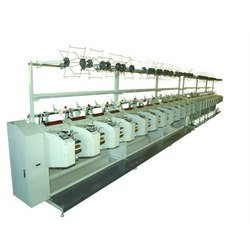 Double Head Yarn Spinning Machines