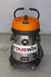 Double Motor FourWin Industrial Vacuum Cleaners