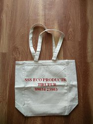 Plain Canvas Cloth Bag