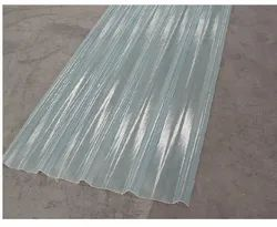 Transparent FRP Sheets