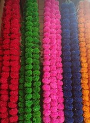 Plastic Gainda Flower Garland