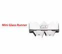 Mini Glass Runner, Size: 6mm