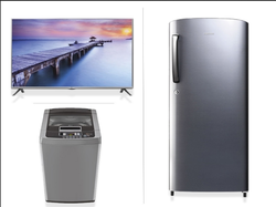 Appliance Deluxe Trio On Rent