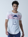 Men Cotton Casual Round Neck T Shirt, Size: Small, Medium, Large, Xl