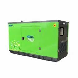 25 KVA Koel Green Diesel Generator, For Industrial