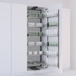 Tandem Pantry Pull Out Wire Base 1850600