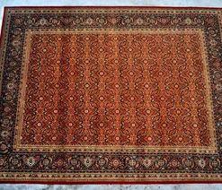 Persian Carpet 1278 Herati Iranian