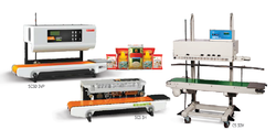 Semi Automatic Continuous Sealer