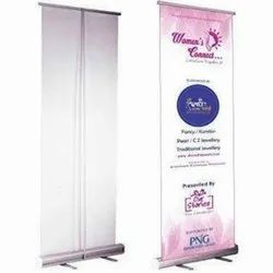 Promotional Roll Up Standee